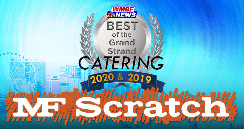 Best of the Grand Strand Catering 2020 & 2019
